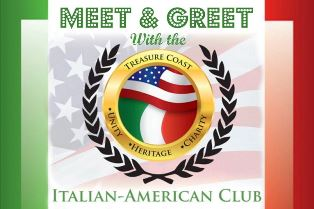 We the italians meet and greet with the new italian american club share m4hsunfo