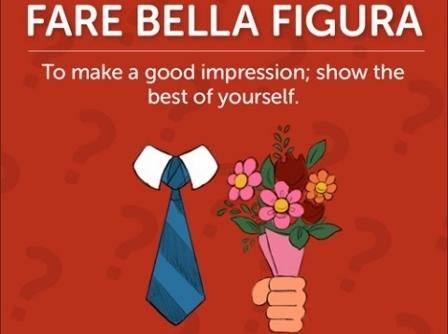 "We The Italians | Italian language: The origin of the expression ""BELLA FIGURA"""