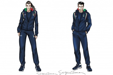8df61fc75 We The Italians | Giorgio Armani will outfit the Italian Olympic and  Paralympic teams in 2018